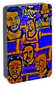 Once A Laker... Portable Battery Charger