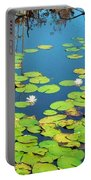 Once Upon A Lily Pad Portable Battery Charger