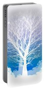 Once Upon A Moon Lit Night... Portable Battery Charger