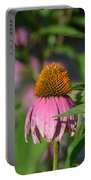 One Among The Coneflowers Portable Battery Charger