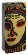 One Eyed Mystery Women Portable Battery Charger