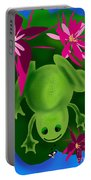 One Frogs Dinner Portable Battery Charger