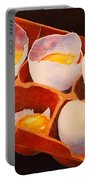 One Good Egg Portable Battery Charger