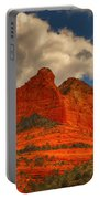 One Sedona Sunset Portable Battery Charger