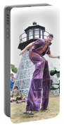 One Tall Dude Portable Battery Charger