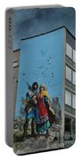 One Wall One Artist Portable Battery Charger