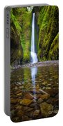 Oneonta Falls Portable Battery Charger