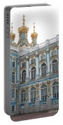 Onion Domes - Katharinen Palace - Russia Portable Battery Charger