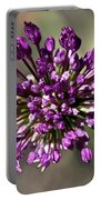 Onion Flower Portable Battery Charger