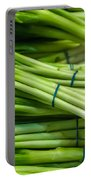 Onion With Chives Portable Battery Charger