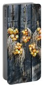 Onions And Barnboard Portable Battery Charger