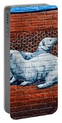 Ontario Heritage Mural 3 Portable Battery Charger