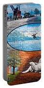 Ontario Heritage Mural Portable Battery Charger