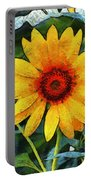 Onyx Store Sunflower Portable Battery Charger