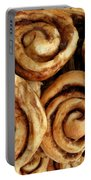 Ooey Gooey Cinnamon Buns Portable Battery Charger