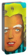 Oompa Loompa Blonde Portable Battery Charger