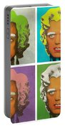Oompa Loompa Set Of 4 Portable Battery Charger