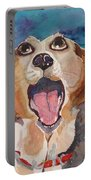 Opera Dog Portable Battery Charger