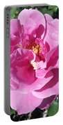 Opera Pink Frills Portable Battery Charger