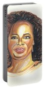 Oprah Winfrey Portable Battery Charger