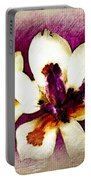 Opulent Orchid Portable Battery Charger