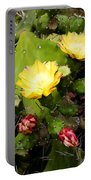 Opuntia Ficus-indica Portable Battery Charger