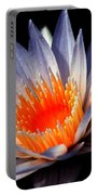 Orange And Blue Lily...   # Portable Battery Charger