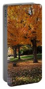 Orange Canopy - Davidson College Portable Battery Charger