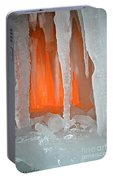 Orange Cave Portable Battery Charger