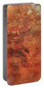 Orange Crush Portable Battery Charger