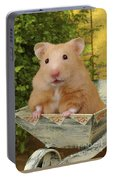 Orange Hamster Ha106 Portable Battery Charger