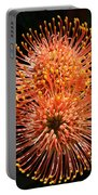 Orange Pincushions Portable Battery Charger