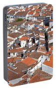 Orange Roofs Portable Battery Charger