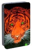 Orange Tiger Portable Battery Charger