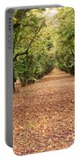 Orchard In The Morning Portable Battery Charger