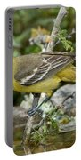 Orchard Oriole Female Portable Battery Charger