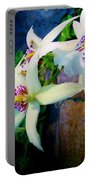 Orchid Cascade Portable Battery Charger
