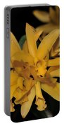 Orchid Cattleya Golden Sparkle 231 Portable Battery Charger
