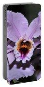 Orchid Cattleya Percivaliana Christmas Cattleya Portable Battery Charger