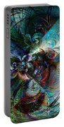 Orchid Dreams Portable Battery Charger
