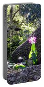 Orchid In Tree 2 Portable Battery Charger
