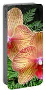 Orchid Pair Portable Battery Charger