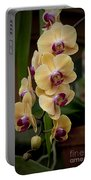 Orchids Pictures 10 Portable Battery Charger