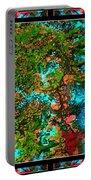 Oregon Cascades Nasa Satellite Portable Battery Charger