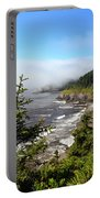Oregon Coastline Portable Battery Charger