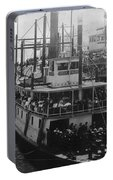 Oregon Steamboat, C1906 Portable Battery Charger