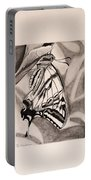 Oregon Swallowtail Butterfly  Portable Battery Charger