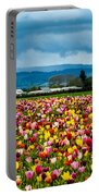 Oregon Tulip Farm - Willamette Valley Portable Battery Charger