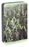 Oregon Willow Catkins Portable Battery Charger