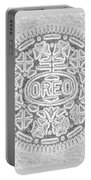 Oreo In Grey2 Portable Battery Charger